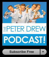 Peter Drew's Amazing People Podcast